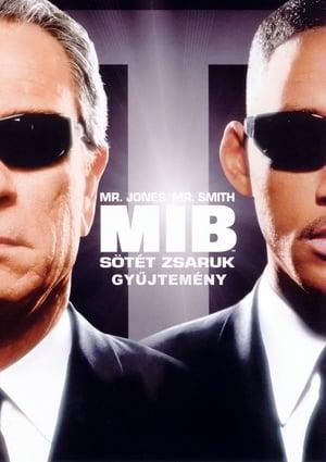 Men in Black - Sötét zsaruk filmek