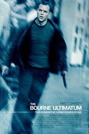 A Bourne-ultimátum poszter