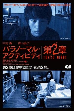 Újabb parajelenségek: Tokió éjszaka