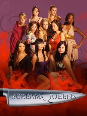 Scream Queens poszter