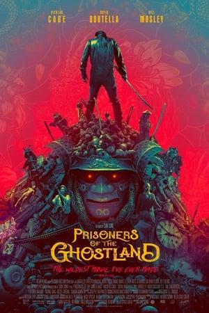 Prisoners of the Ghostland poszter