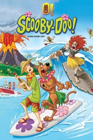 Aloha Scooby-Doo! poszter
