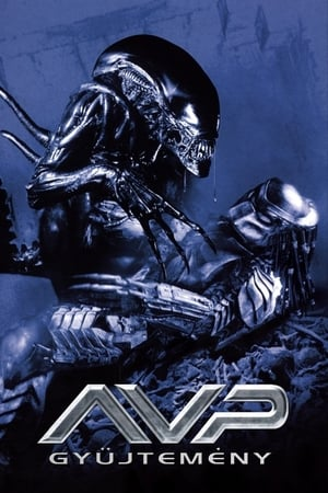 AVP - A Halál a Ragadozó ellen filmek