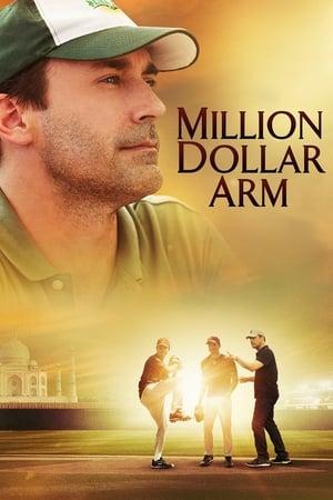 Az egymillió dolláros kéz poszter