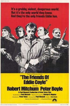 Eddie Coyle barátai poszter