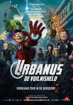 Urbanus: De Vuilnisheld poszter