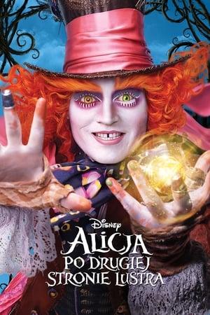 Alice Tükörországban poszter