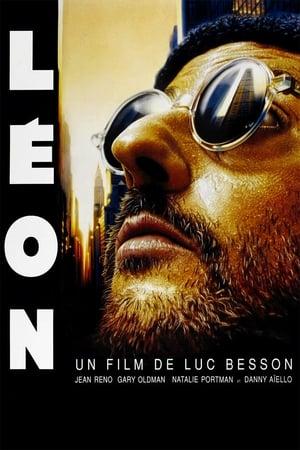 Leon, a profi poszter
