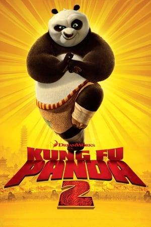 Kung Fu Panda 2. poszter
