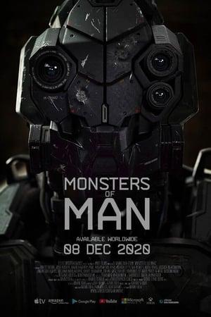 Az ember szörnyei poszter