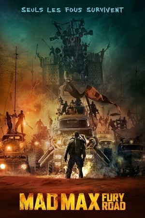 Mad Max - A harag útja poszter