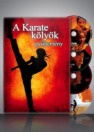A karate kölyök filmek