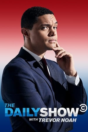 The Daily Show with Trevor Noah poszter