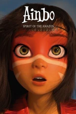 Ainbo - A dzsungel hercegnője poszter
