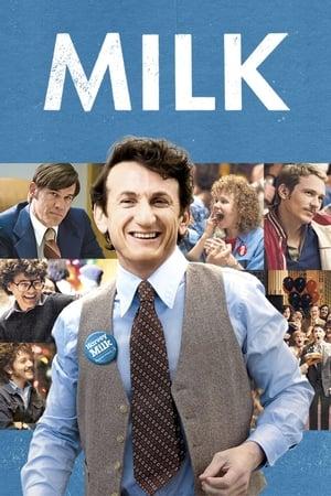 Milk poszter