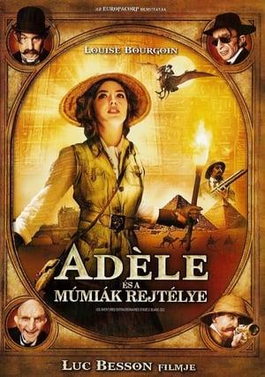 Adéle és a múmiák rejtélye