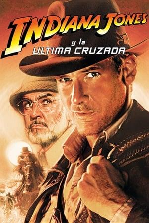 Indiana Jones és az utolsó kereszteslovag poszter
