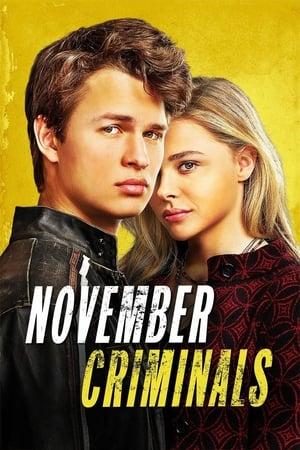 Novemberi gyilkosság poszter