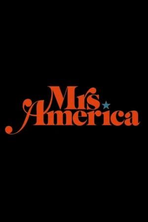 Mrs. America poszter