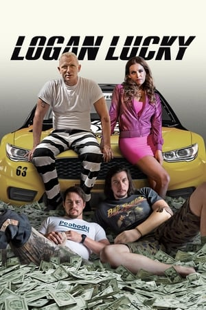 Logan Lucky - A tuti balhé poszter