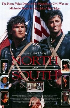Észak és dél poszter