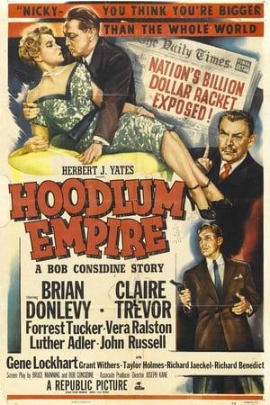 Hoodlum Empire poszter