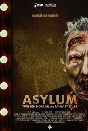 ASYLUM: Twisted Horror and Fantasy Tales poszter