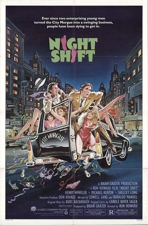 Éjszakai szolgálat poszter