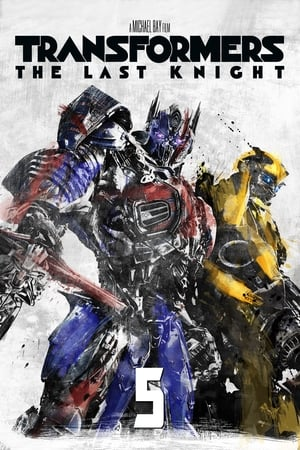 Transformers: Az utolsó lovag poszter