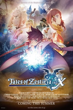 Tales of Zestiria the X poszter