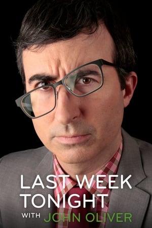 John Oliver-show az elmúlt hét híreiről poszter