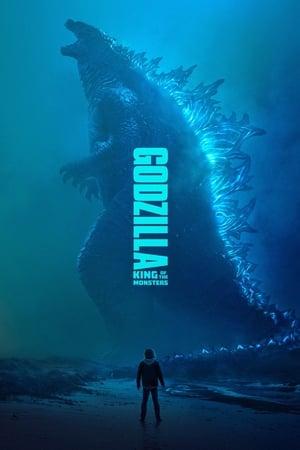 Godzilla II. - A szörnyek királya poszter