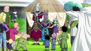 Dragon Ball Z Mozifilm 14 - Istenek csatája háttérkép