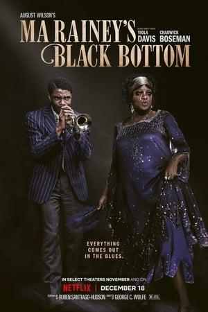 Ma Rainey: A blues nagyasszonya poszter