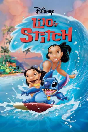 Lilo és Stitch - A csillagkutya poszter