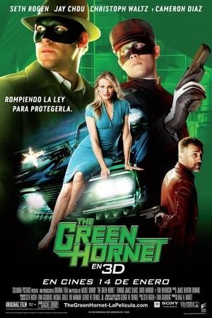 Zöld darázs poszter
