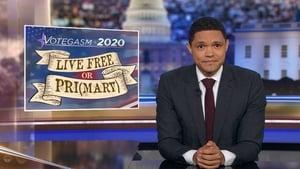 The Daily Show with Trevor Noah 25. évad Ep.61 61. rész