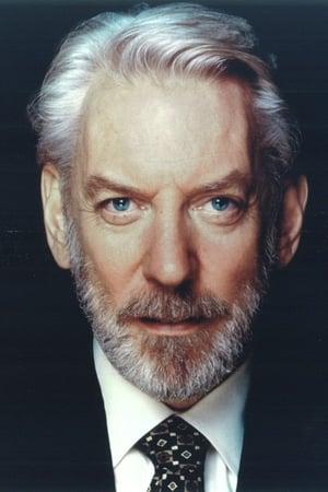 Donald Sutherland profil kép