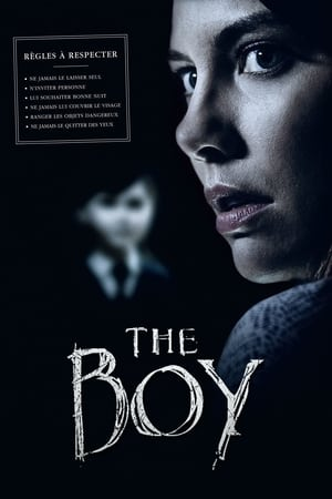 A fiú poszter