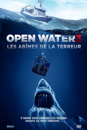 Nyílt tengeren: Cápák között poszter