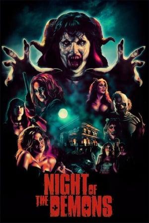 Night of the Demons - Démonok éjszakája