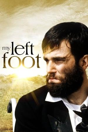 A bal lábam poszter