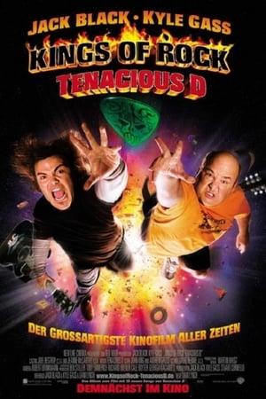 Tenacious D, avagy a kerek rockerek poszter