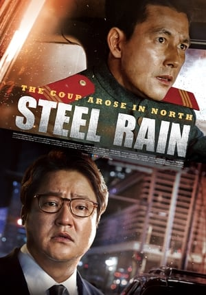 Acél eső poszter