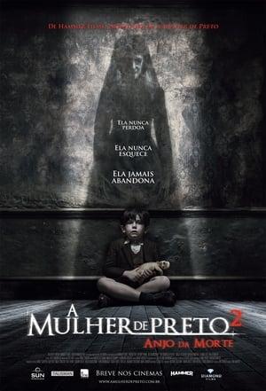 A fekete ruhás nő 2. - A halál angyala poszter