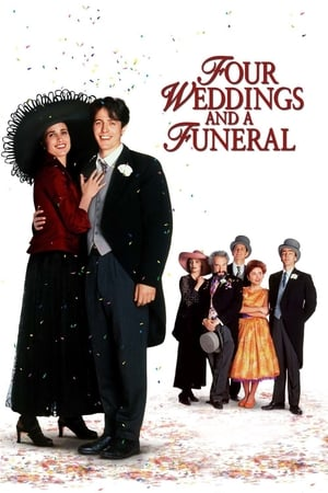 Négy esküvő és egy temetés