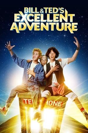Bill és Ted zseniális kalandja poszter