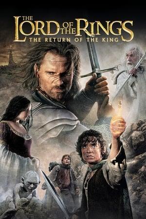 A Gyűrűk Ura: A király visszatér poszter