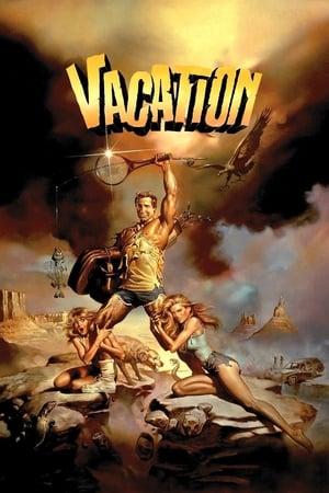Családi vakáció poszter