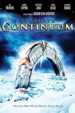 Csillagkapu: Kontinuum poszter